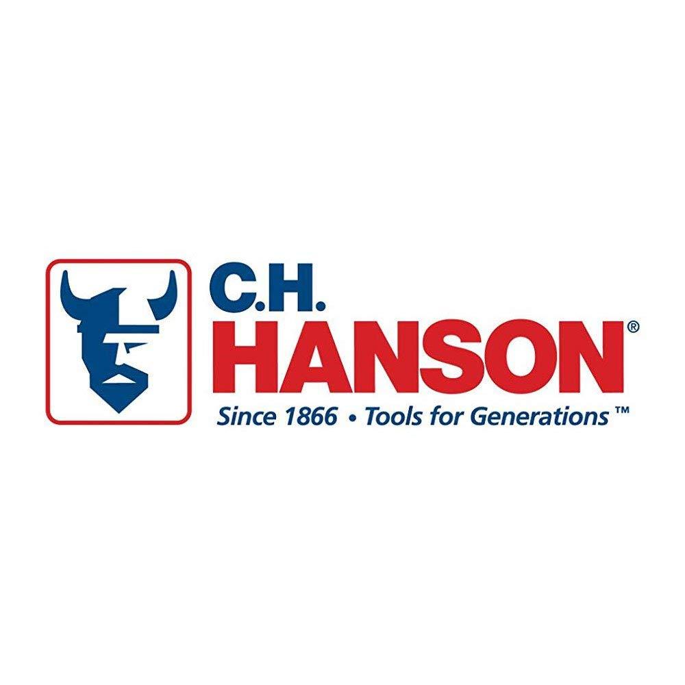 C.H. Hanson - Number Kit 12 Pc. - Stencil Font Size 6'' X 4''