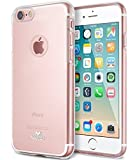 ULTRICS® iPhone 7 Case, Crystal Clear Super Slim & Lightweight Soft Flexible Gel TPU Transparent Scratch Proof Protective Cover for Apple iPhone 7 2016