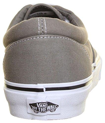 Vans - Era de lona unisex gris - Grey ik