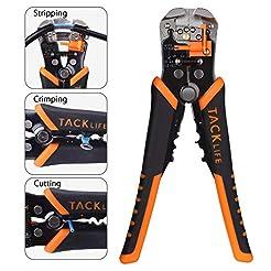 TACKLIFE MWS02 Wire Stripper, Tacklife S...