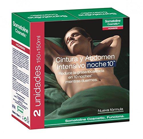 2x Somatoline MEN Belly & Abdominal Intensive Nigh 5,07oz 150ml Total 300ml Love Your Skin Fast Shipping