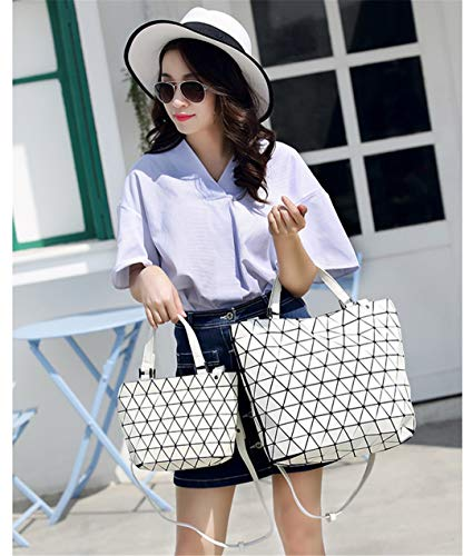 White Jihekifr Black Femme Big Main Sac Pour À qqYwAg