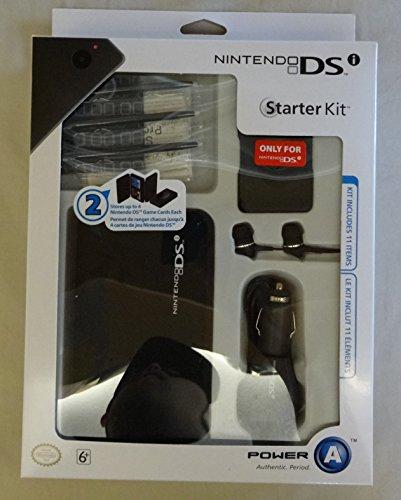 Nintendo Dsi Starter Kit Black