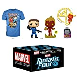 Funko Marvel Collector Corps Subscription Box, Fantastic Four - 3XL, January 2020