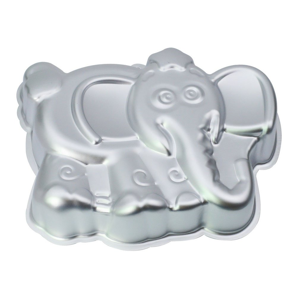 10-inch Non-stick Animal Elephant Cake Baking Pan Aluminum Pans Mold