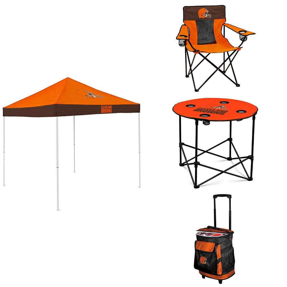 Logo Brands Cleveland Browns Total Tailgate Package