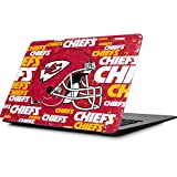 Skinit NFL Kansas City Chiefs MacBook Air 11.6 (2010-2016) Skin - Kansas City Chiefs - Blast Alternate Design - Ultra Thin, Lightweight Vinyl Decal Protection