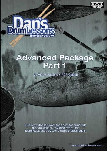 Drum Kit Lessons (Advanced Package) Part One