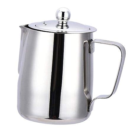 Hammer Cafetera - Taza de extracción de Acero Inoxidable con ...