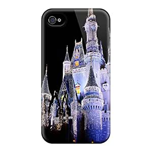 High Quality Cinderella Castle Skin Cases Covers Specially Designed For Iphone - 6