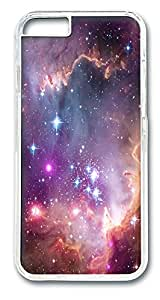 ICORER iPhone 6 Case Magellanic Clouds Kawaii iPhone 6 Case PC Hard Plastics Case Cover for iPhone 6 Transparent