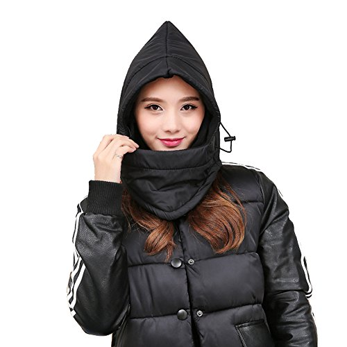 Balaclava Hooded Face Mask Neck Warmer Ski Hood Snowboard Mask Wind Protector