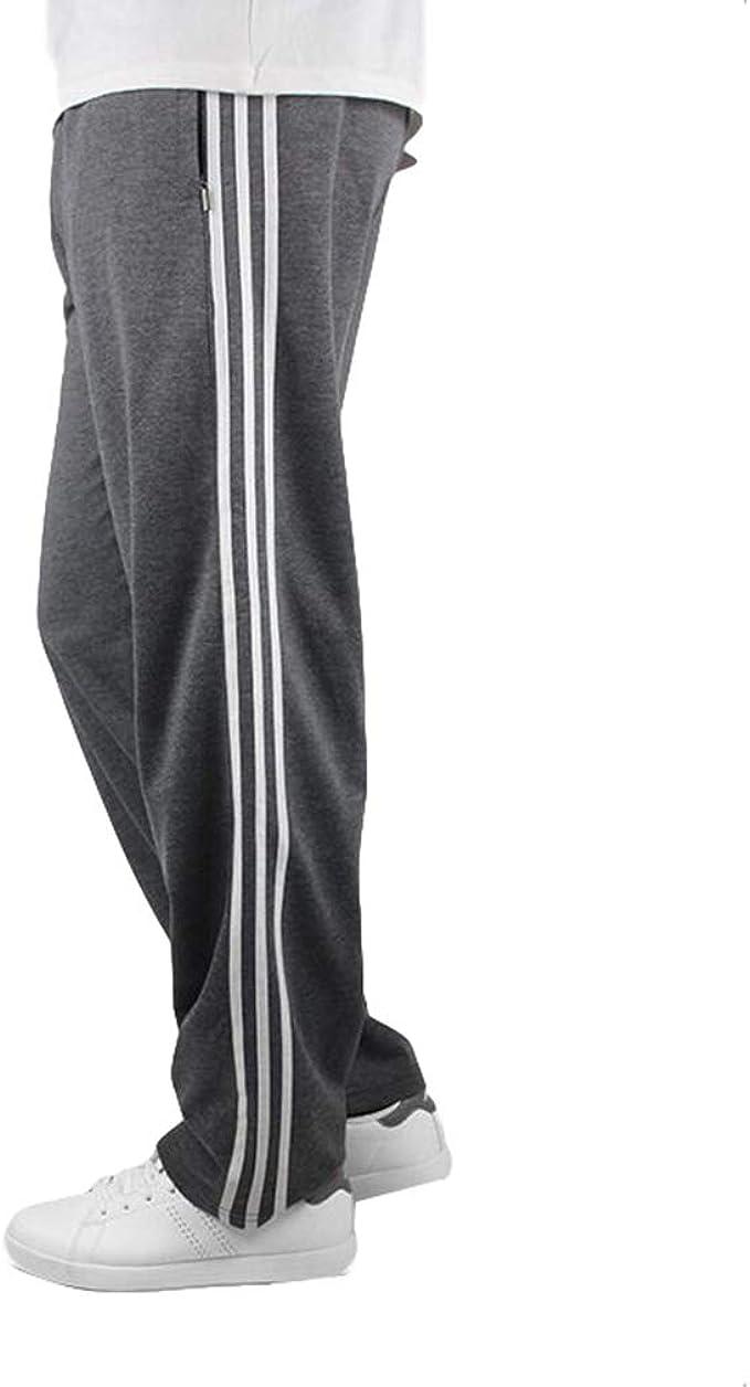 Mittlere Taillen Sporthose der Männer Seite Drei Streifen
