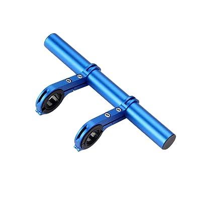 MagiDeal Vélo VTT Guidon Extenseur Support Console Stand Alliage Montage Lampe GPS Sonnette Outil Accs