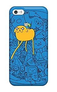 Ann Thompson UShtvNX2802axxuW Case Cover Skin For Iphone 5/5s (adventure Time)