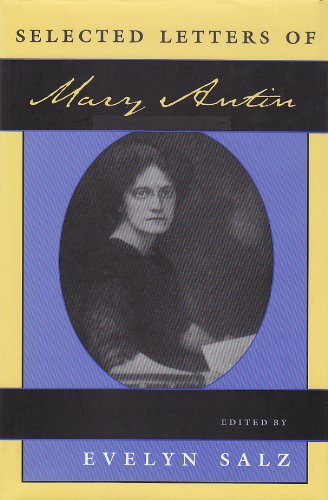 Selected Letters of Mary Antin (Writing American Women (Hardcover)) pdf