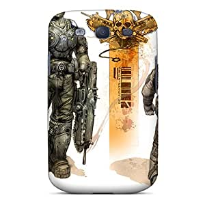 New Diy Design Gears 3 For Galaxy S3 Cases Comfortable For Lovers And Friends For Christmas Gifts