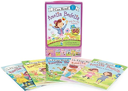 Amelia Bedelia I Can Read Box Set #2: Books Are a Ball (I Can Read Level ()