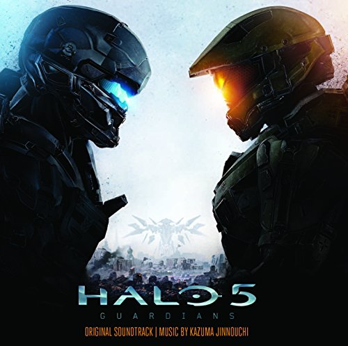 Price comparison product image Halo 5: Guardians Original Soundtrack [2 CD]