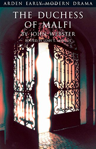 Book cover for The Duchess of Malfi