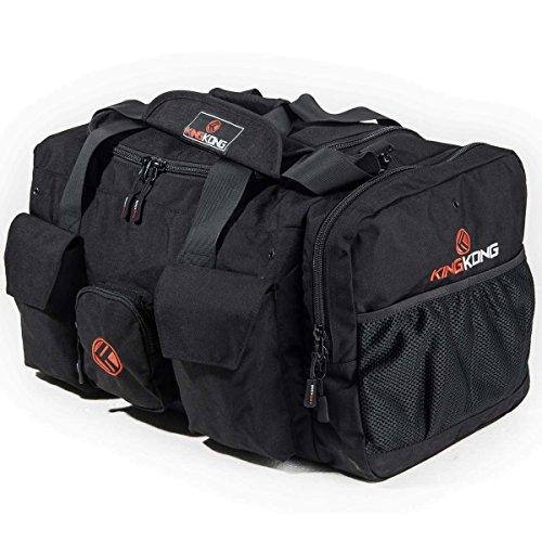 King Kong Giant Kong Large 1000D nylon gym bag, black