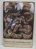 Calendar of the Animal Messengers, Neil Claremon, 0943173329
