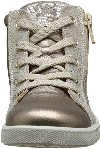 Primigi Pho 7576, Zapatillas Altas para Niñas Beige (Taupe/platino)