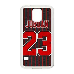 SamSung Galaxy S5 cell phone case White Jordan 23 phone cases&Holiday Gift P6679789