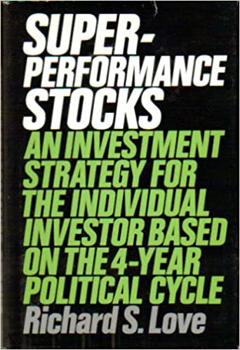 Image result for Superperformance Stocks by Richard Love