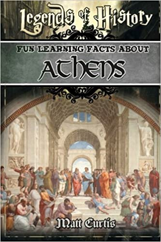 Legends of History: Fun Learning Facts About ATHENS: Illustrated Fun