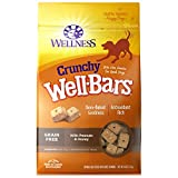 Wellness WellBars Crunchy Wheat Free Natural Dog T...