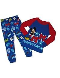 eef835affe Amazon.com  Mickey Mouse - Sleepwear   Robes   Clothing  Clothing ...