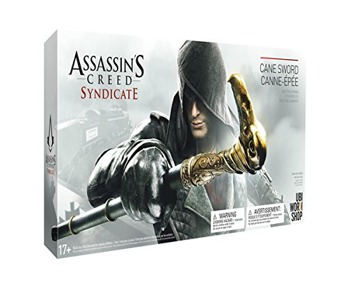 Assassin's Creed Syndicate Cane Sword Prop Replica (Cane Hidden Blade)