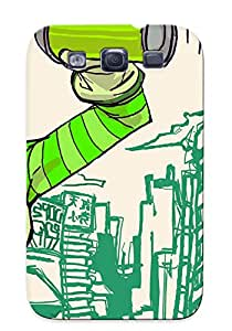 High Quality FCtHLlS2686LiADp Gum Jet Set Radio Tpu Case For Galaxy S3