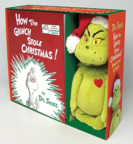 How the Grinch Stole Christmas! Book and Grinch (Classic Seuss) (Ideas For 1st Birthday Party In December)