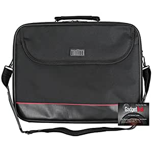 "ToteIt 15.6"" Laptop Case with 1 Year Free GadgetTrak Subscription. A $19.95 value."