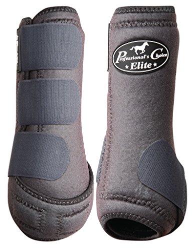 Professional's Choice Boots VenTECH Elite Medicine M Front Charcoal VE