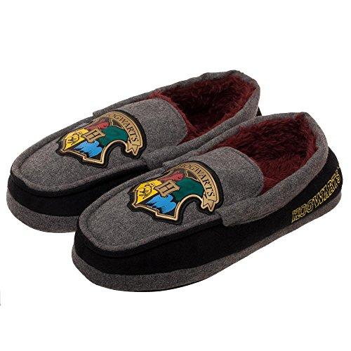 Bioworld Hogwarts 4 Pack Pantofole Harry Potter PRqwx0OP