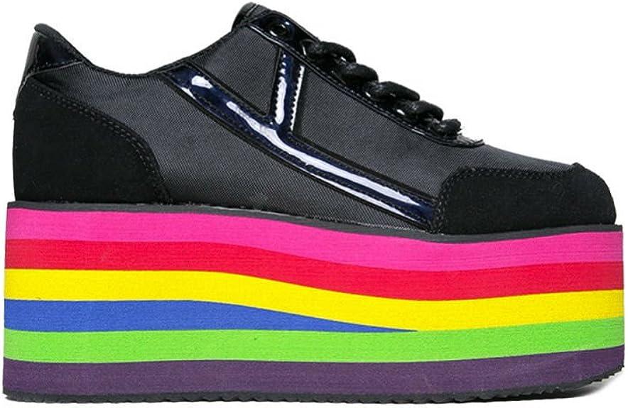 Y.R.U. Gothic Rocker Karazii Rainbow