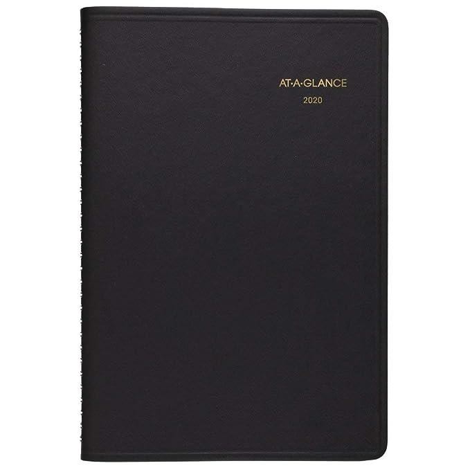 Amazon.com: at-A-Glance 2020 – Agenda diaria / libro de ...