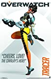 Trends International Overwatch - Cheers Wall Poster, 22.375' x 34', Multicolor