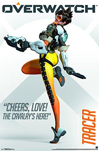 (Trends International Overwatch - Cheers Wall Poster 22.375