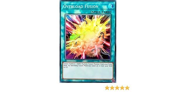 OP06-EN013 Overload Fusion Super Rare NM OTS Tournament Pack 6 OP06