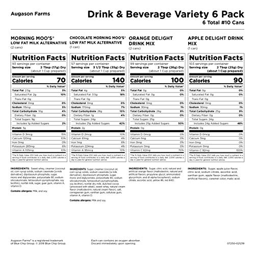 Augason Farms Emergency Drink & Beverage Variety Pack Kit by Augason Farms (Image #3)