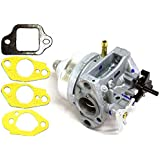 Genuine Honda OEM Carburetor 16100-Z0L-853 & GASKETS for GCV160 engines