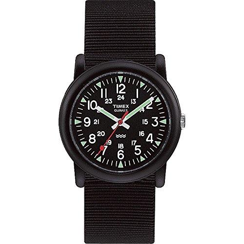 Timex Camper Black Dial - 2