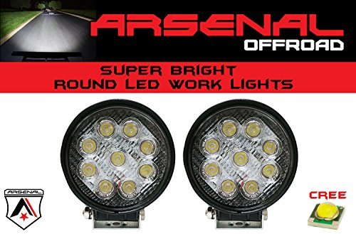 1-27w-4-round-led-pencil-beam-spot-light-arsenal-offroadtm-brightest-on-the-market-off-road-trucks-b