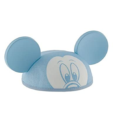 Disney Parks Mickey Mouse Blue Baby Boy Ears Hat  Amazon.co.uk  Clothing 80b10a0f214