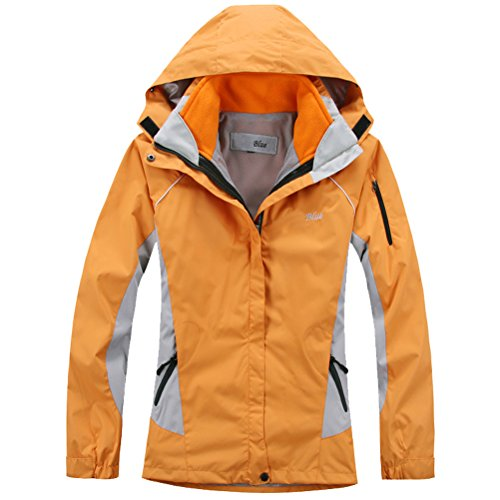 Laixing Buena Calidad Fashion Women's Outdoor Waterproof Windproof Ski Mountaineering Leisure Jackets