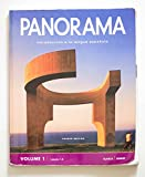 Panorama 4e Student Edition V1 (1-8) 4th Edition